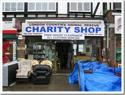 charity shop animal rescue