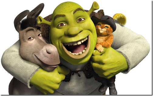 shrek londres