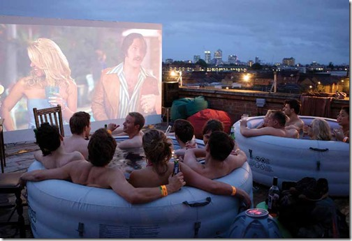 HotTubCinema